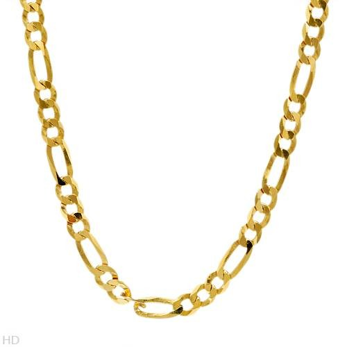 MADE IN ITALY...24 INCH NECK CHAIN MADE OF 18K/925 GOLD LAYE