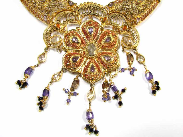 QUEEN MUMTAZ MAHAL JEWELRY SET 90774
