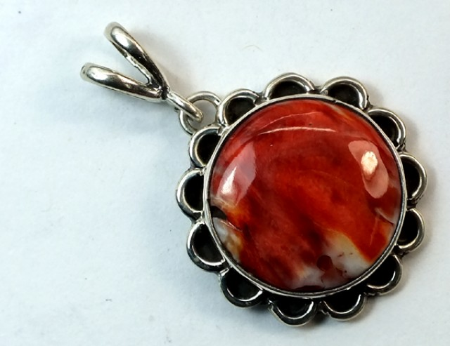 CORAL TORQUOISE   PENDANT  21CTS TBJ-15