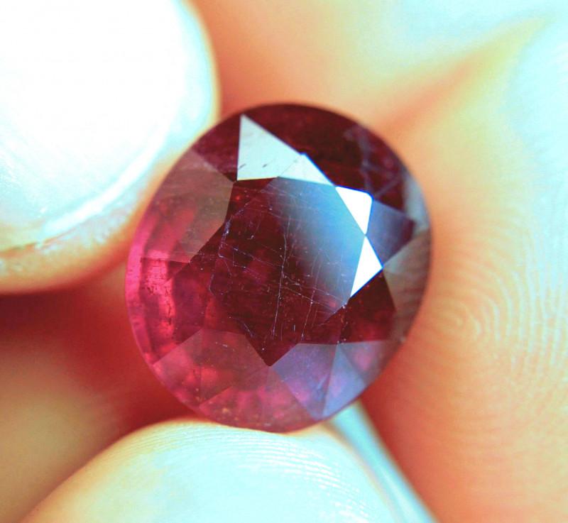 13.0 Carat Fiery Ruby - Gorgeous