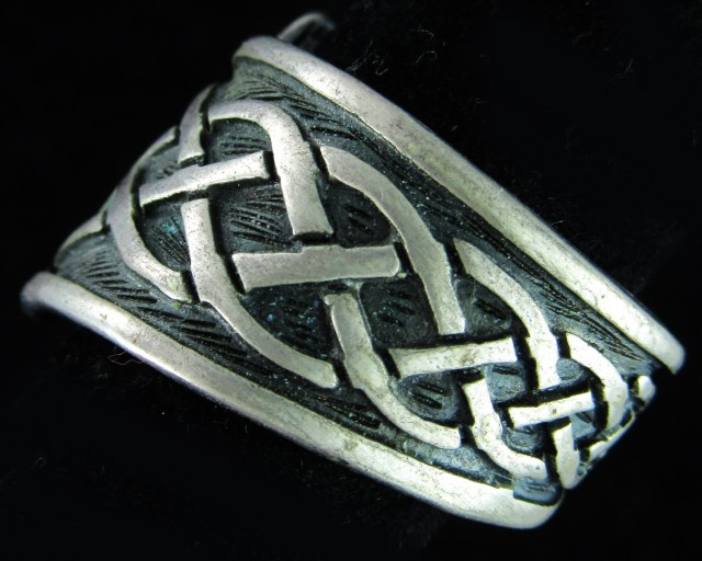 Design Pewter Ring   PE29