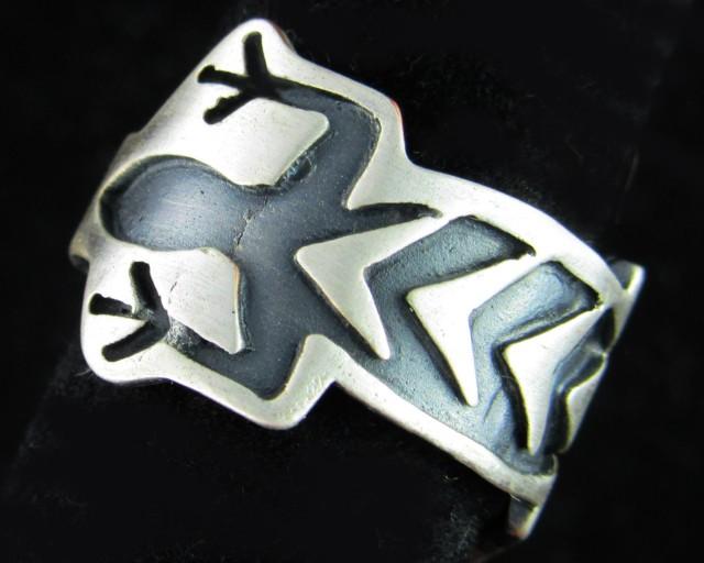 Design Pewter Ring   PE36