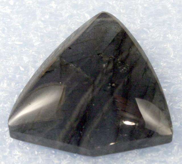 Fabulous Labradorite Pendant 72 ct Metallic Sheen NP 53