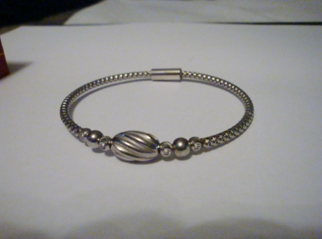 NEW STOCK!  MAJESTIC NEW BRACELET CRAFTED OF 925 STERLING SI
