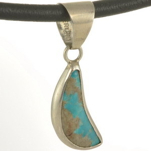 Turquoise Pendant - SALE- 65