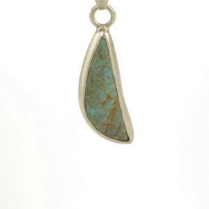 Turquoise Pendant - SALE JA- 69