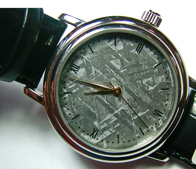 METEORITE -DIAL WATCH  MENS COLLECTOR ITEM  SG-W1