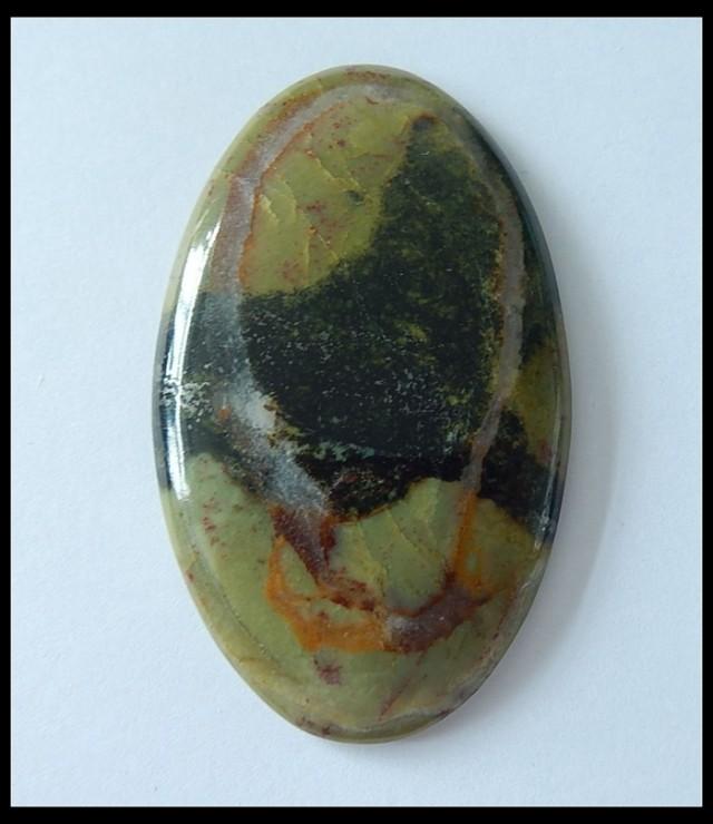127ct Serpentine Cabochon Gemstone