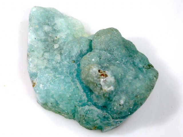 22.5 CTS NATURAL  CHALCEDONY DRUZY ANGC-269