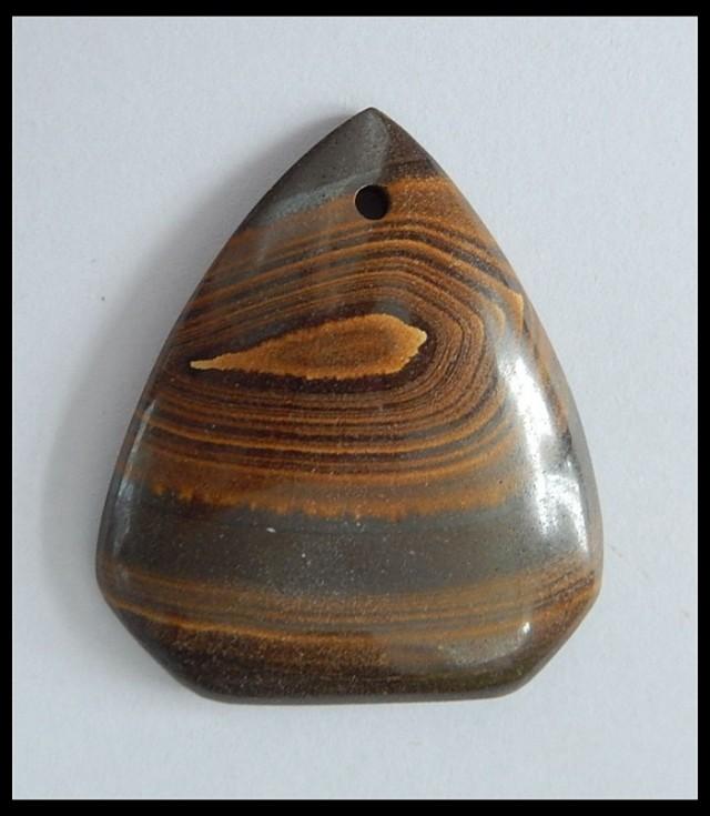 54.5Ct Natural Boulder Opal Bead