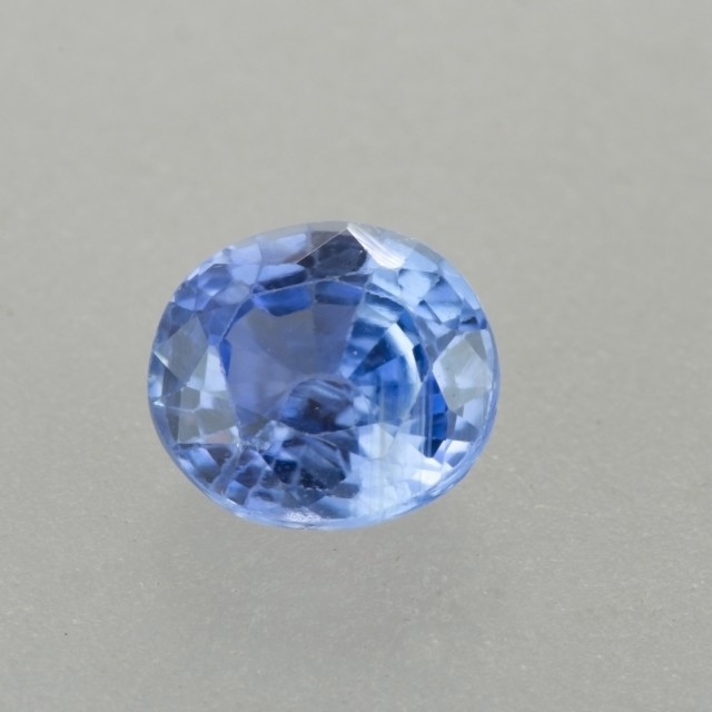 1.21ct Blue Sapphire Oval