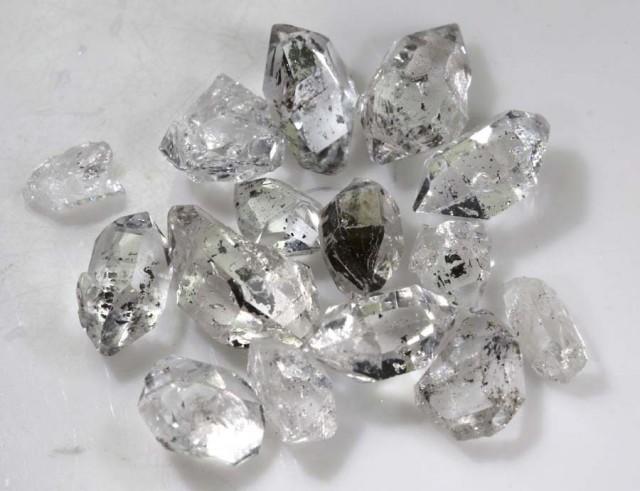 5.70 CTS QUARTZ LIKE HERKIMER DIAMOND PARCEL LG-1412