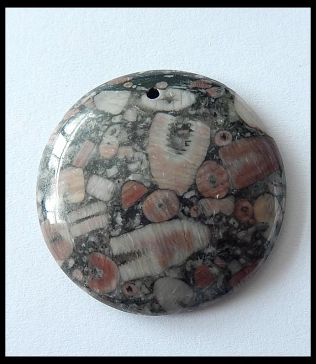 85.5Cts Natural Amazonite Gemstone Bead