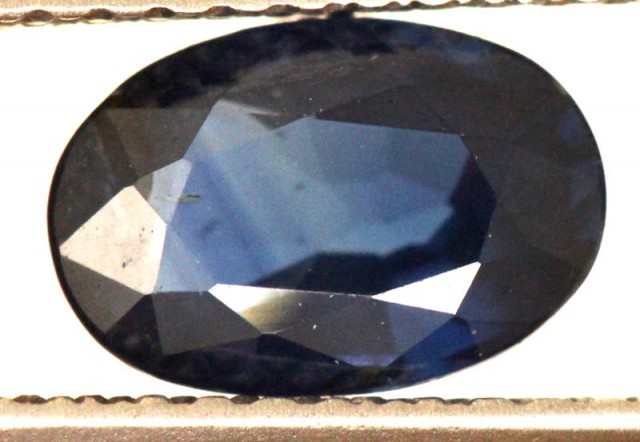1.31 CTS CERTIFIED SAPPHIRE FACETED GEMSTON   TBM- 773   GC