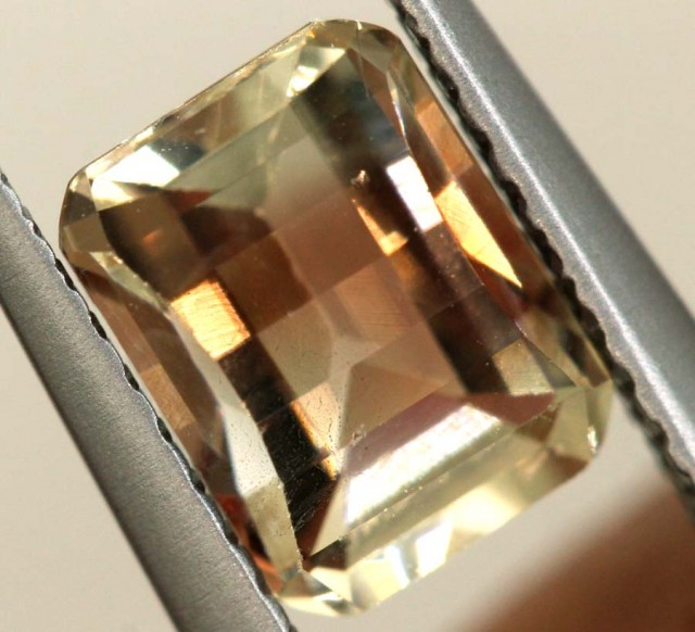 1.40 CTS SUNSTONE  FACETED  CG-2017
