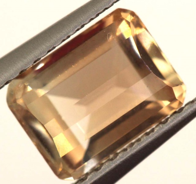 1.35 CTS SUNSTONE  FACETED  CG-2019