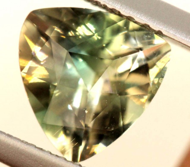 1.55 CTS SUNSTONE  FACETED  CG-2023