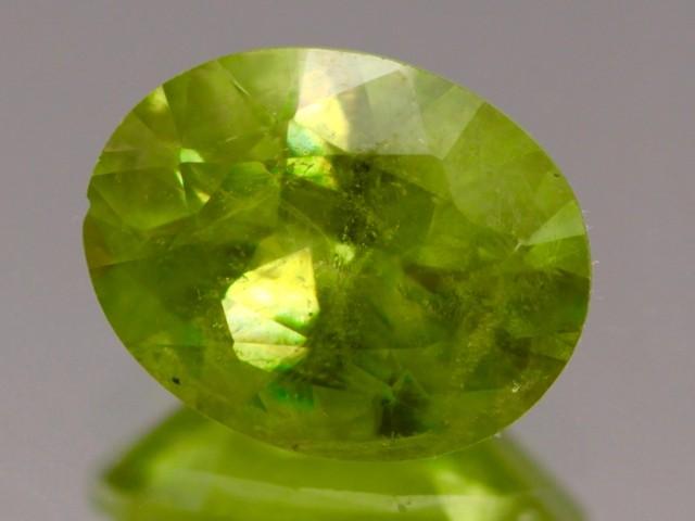 1.86cts Rare Chrome Sphene from Madagascar