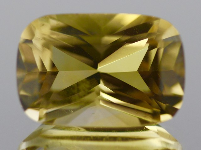 11.23cts Natural Citrine from Madagascar