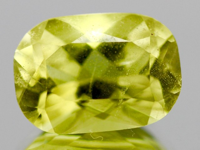 3.4cts Yellow Beryl from Madagascar