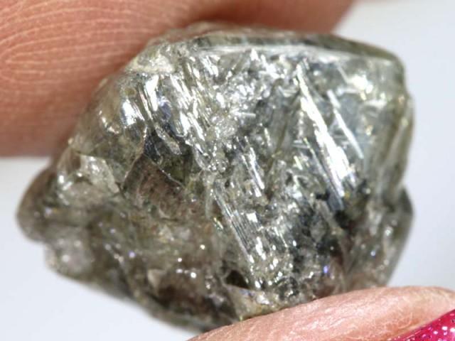 BROWN  ROUGH DIAMOND CRYSTAL 12.15 CTS SD-153 GC