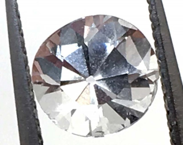 0.87 CTS  CERTIFIED SAPPHIRE FACETED GEMSTONE TBM-817