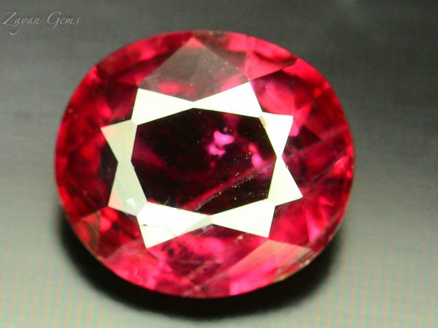 2.225 ct Red Afghan Garnet