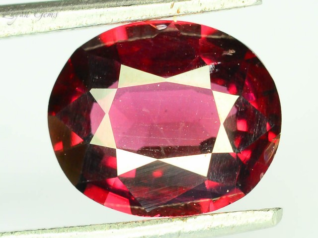 2.230 ct Red Afghan Garnet