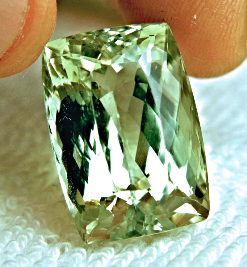 54.05 Carat VS Olive Green Spodumene - Gorgeous