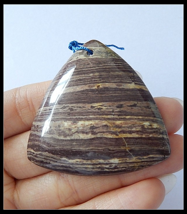 116.5cts Natural Wood Fossil Pendant Bead(D0006)