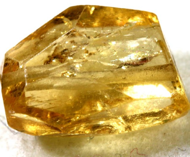 4.25 CTS IMPERIAL TOPAZ BEAD ANGC-423