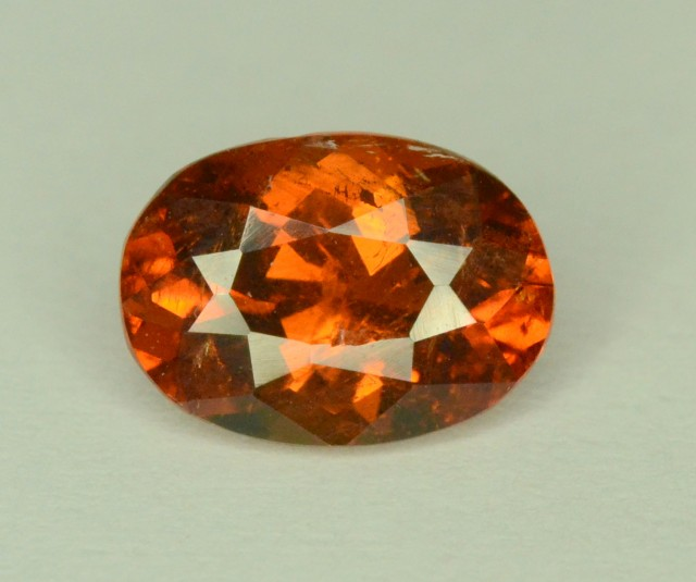 RARE COLLECTORS GEM ~ 1.40 CT UNTREATED CLINOHUMITE FROM AFGHANISTAN