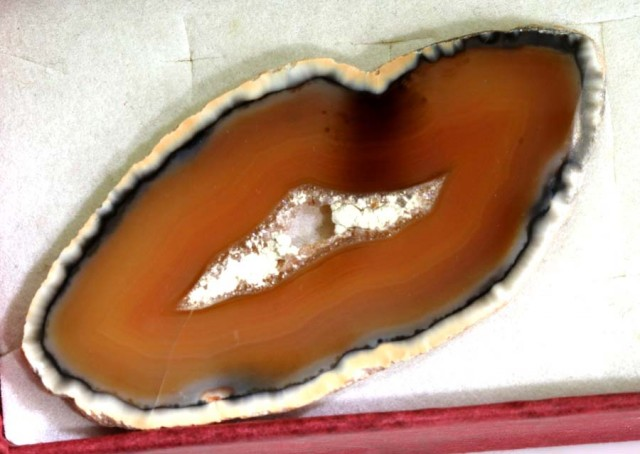 42 CTS AGATE SLICES   ANGC-441