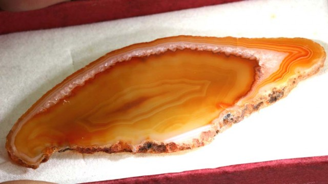 63 CTS AGATE SLICES   ANGC-445