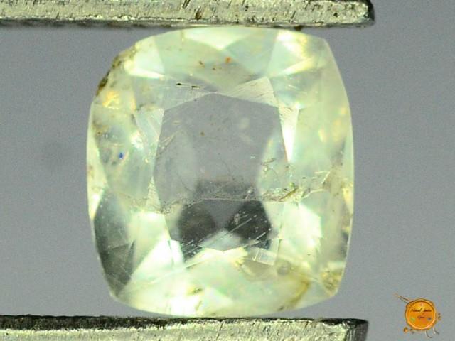0.480 ct Natural Fluorescent Scapolite
