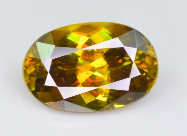 3.25 CT NATURAL TOP QUALITY SPHENE FROM PAKISTAN
