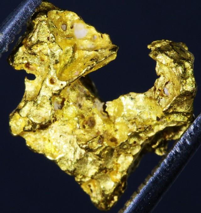 2.22 Grams Kalgoorlie Gold Nugget,Australia LGN 1359