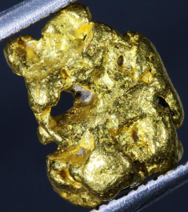 3.2 Grams Kalgoorlie Gold Nugget,Australia LGN 1364