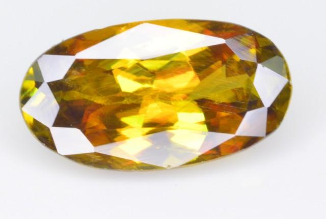 Natural 1.65 Ct Sparkle Titanite Sphene World Class Luster