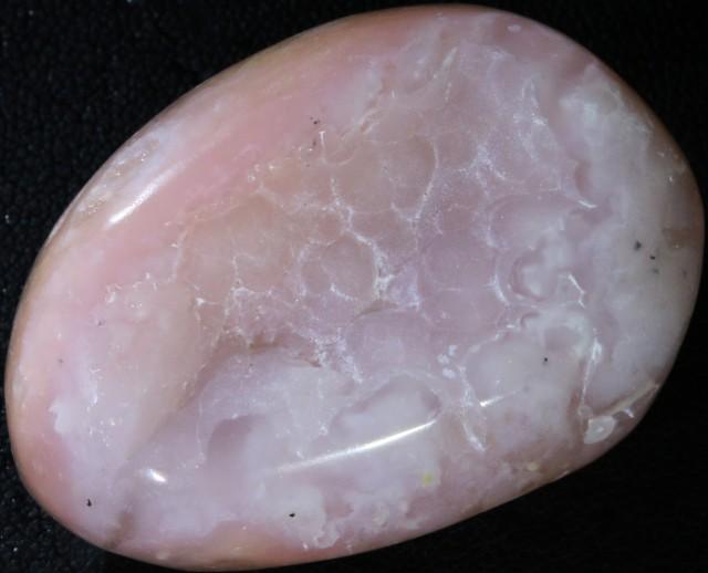 125.00 Cts Polished Egg shape Peru opal-Druzy Chalcedony specimen PPP240