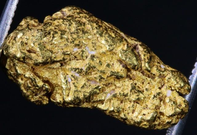 6.15 Grams Kalgoorlie Gold Nugget,Australia LGN 1384