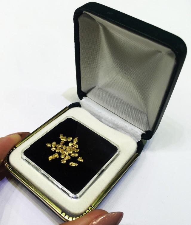 2 Gram 10 screen Yukon Gold nuggets LGN 1420