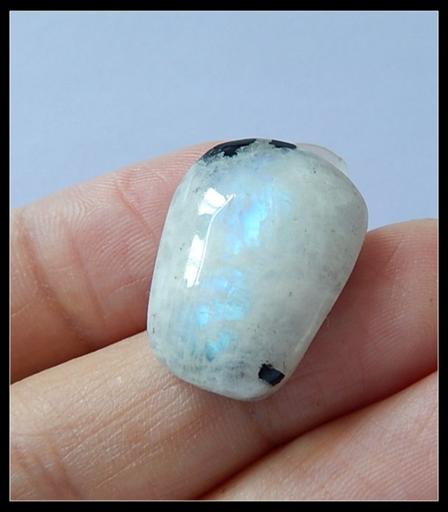 19.5Ct Natural Moonstone Cabochon