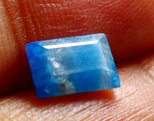 1.25 Cts Unheated, Natural & Superb Afghan Blue Afghanite Gemstone