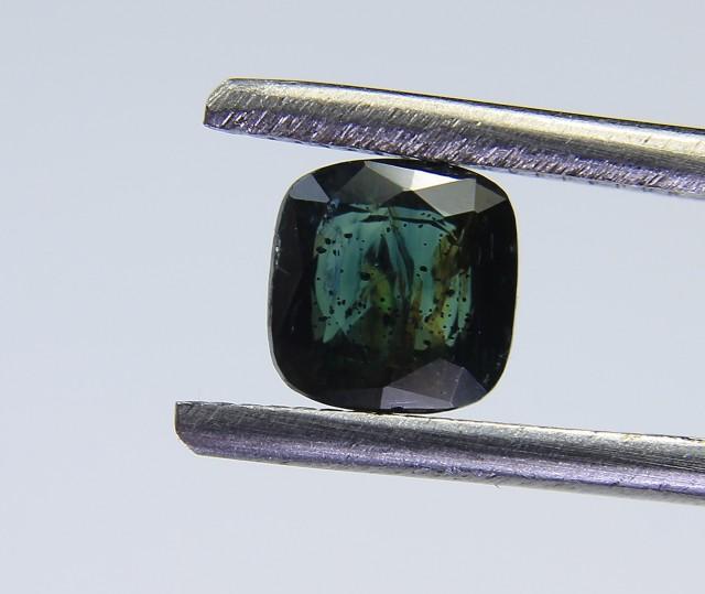 Very Beautiful Ceylon Multi Color Sapphire Collector's Gem