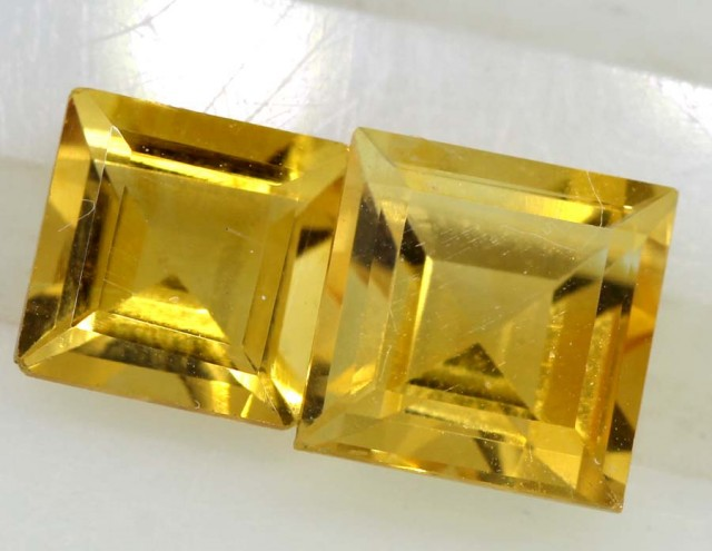 3.95 CTS CITRINE NATURAL FACETED CG-2056