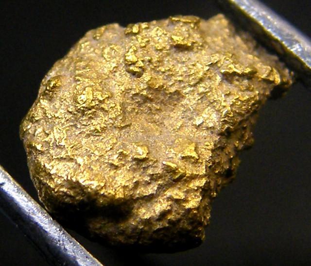 Nuggets Of Information: 2.20 Grams Espadarte Shipwreck Of 1558 Gold Nugget