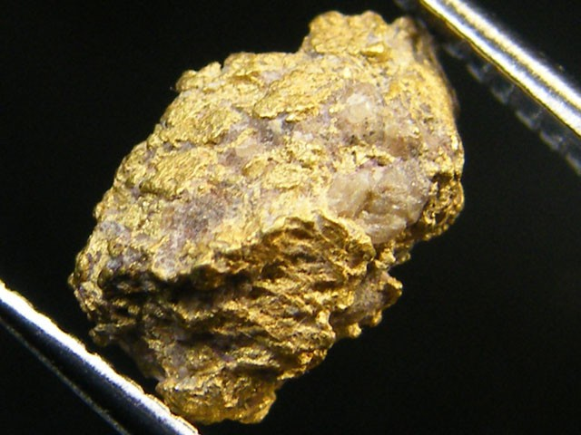 1.36 Grams Espadarte Shipwreck of 1558 Gold Nugget CO 217