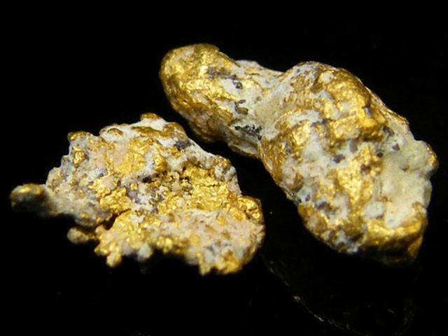 .61 Grams Espadarte Shipwreck of 1558 Gold Nugget CO 207