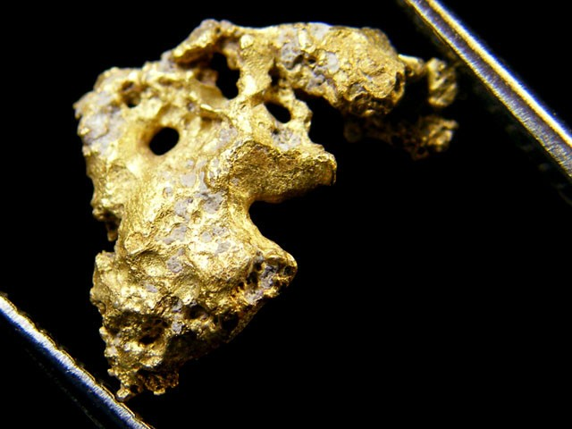 .90 Grams Espadarte Shipwreck of 1558 Gold Nugget CO 198
